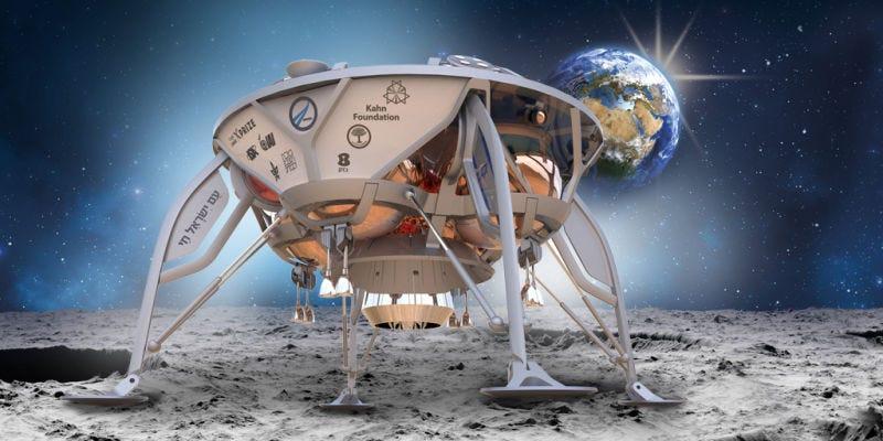 Illustration for article titled Primeras imágenes de la sonda privada que pretende llegar a la Luna en 2017