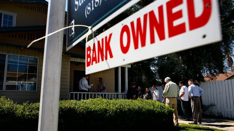 Illustration for article titled One For The Underdogs: This Small, Community-Run Bank Just Foreclosed On Its First House