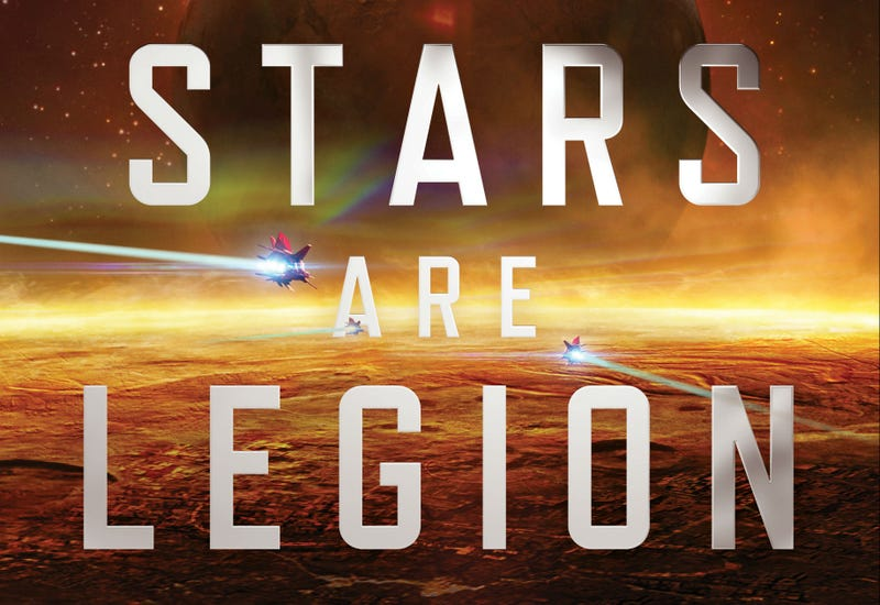 Here's Your Exclusive First Look Of Kameron Hurley's Upcoming Novel The Stars Are Legion