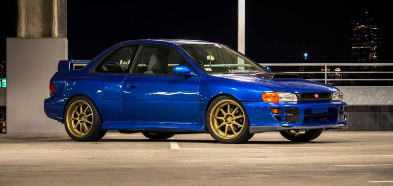 For 8000 Could This 1999 Subaru Impreza RS Be Your Franken Sti
