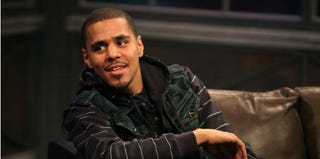 J. Cole (Astrid Stawiarz/Getty Images)