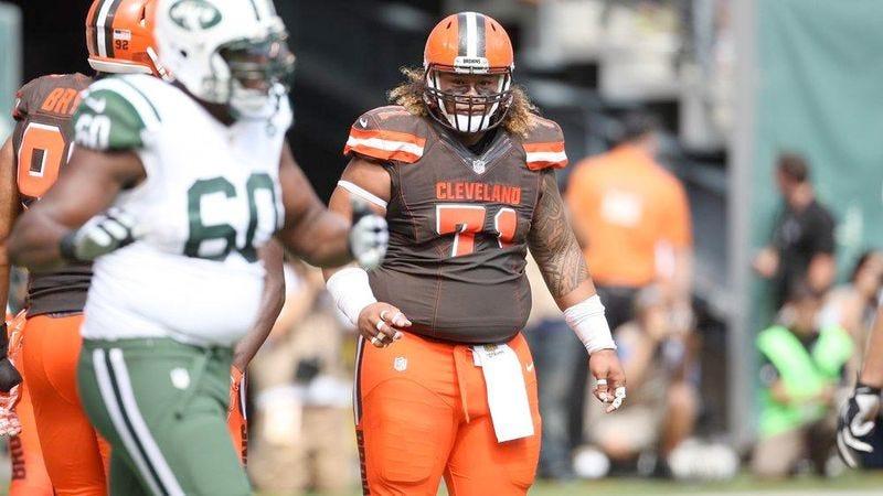 Cleveland Browns defensive lineman Danny Shelton (Photo: Cleveland Browns)