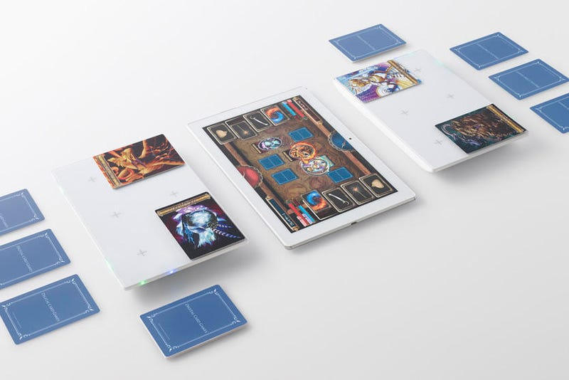 Sony Just Announced Project Field, A New Way To Play Card Games