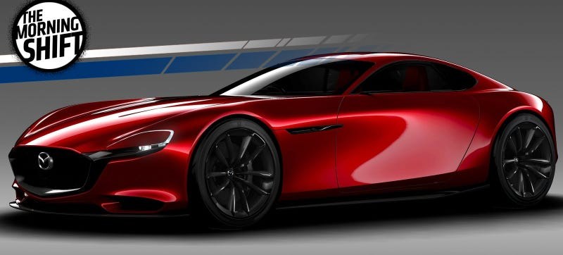 Illustration for article titled Mazda Says It's Still Working On A Rotary Engine As It Plans To Go Upmarket