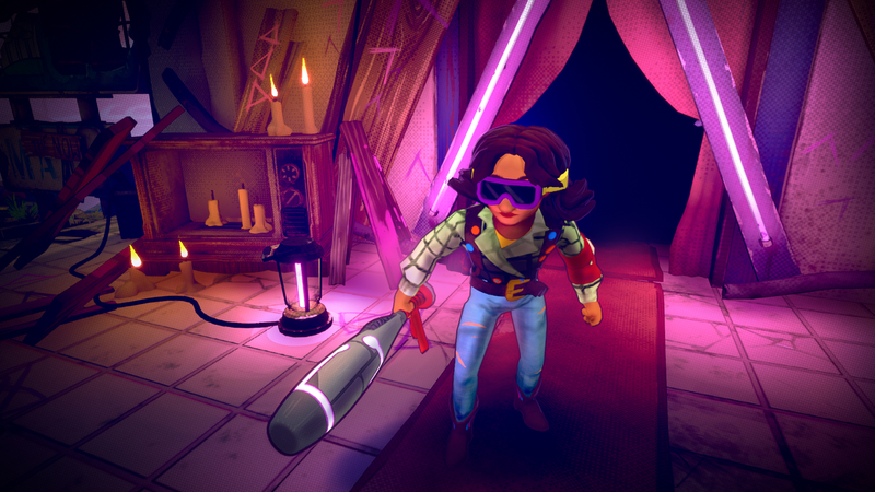 The Week In Games: Totally Rad