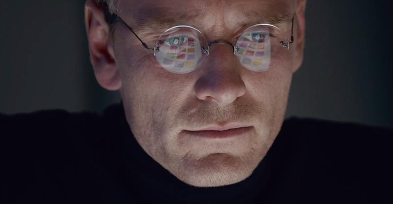 Illustration for article titled Primer tráiler completo de Steve Jobs, el biopic de Sorkin y Danny Boyle