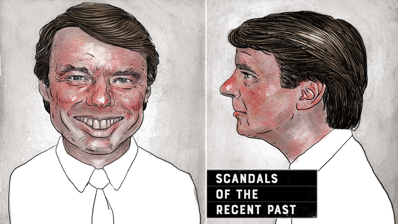 Illustration for article titled Scandals of the Recent Past: the John Edwards Affair Affair