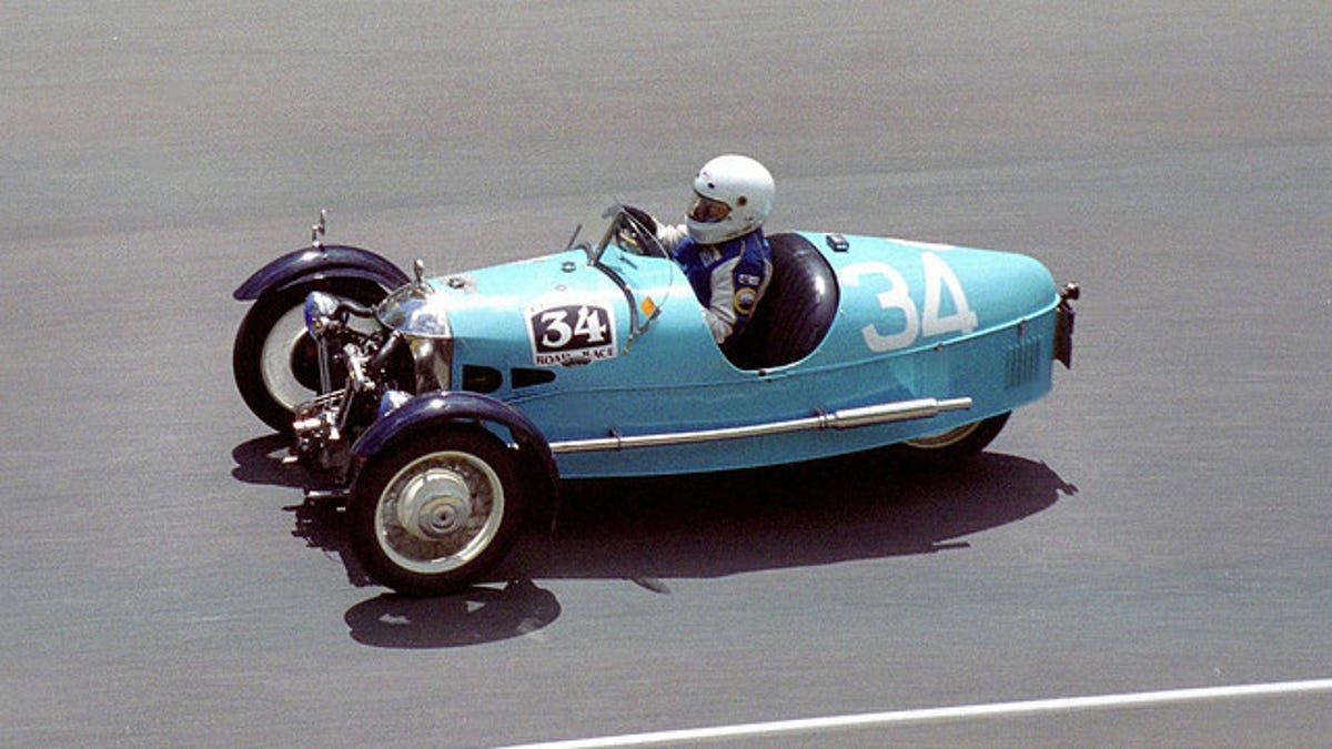 The ten most awesome motorcycle-engined cars