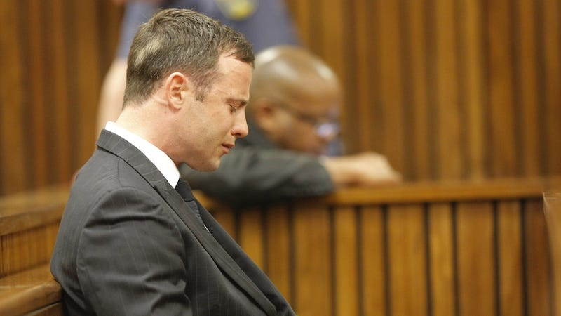 Illustration for article titled Oscar Pistorius Found Not Guilty of Premeditated Murder
