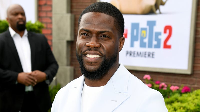 Kevin Hart attends the Premiere of Universal Pictures' 'The Secret Life Of Pets 2' on June 02, 2019 in Westwood, California.