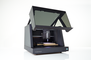 Illustration for article titled Esta máquina CNC casera es la nueva competencia de las impresoras 3D