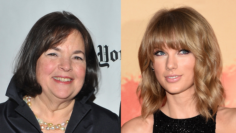 Illustration for article titled Ina Garten's Best Friend Taylor Swift Cooks Her Recipes 'All the Time'