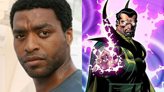 Illustration for article titled Chiwetel Ejiofor May Be Doctor Strange's Baron Mordo