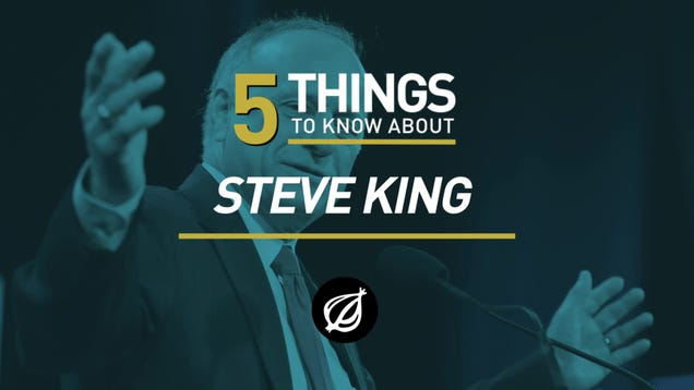 5 Things To Know About Steve King