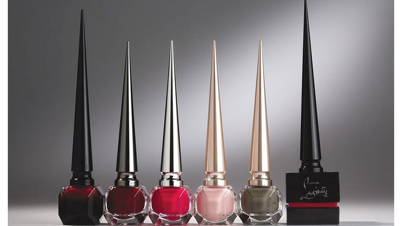 Illustration for article titled Christian Louboutin Branches Out With $50 Nail Polish