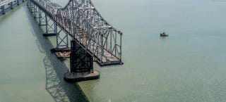 Illustration for article titled Steel From the Demolished Bay Bridge Will Be Reborn as Public Art