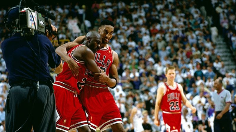 71d51e2fa006f7 The Oral History Of Michael Jordan s Legendary  Flu Game