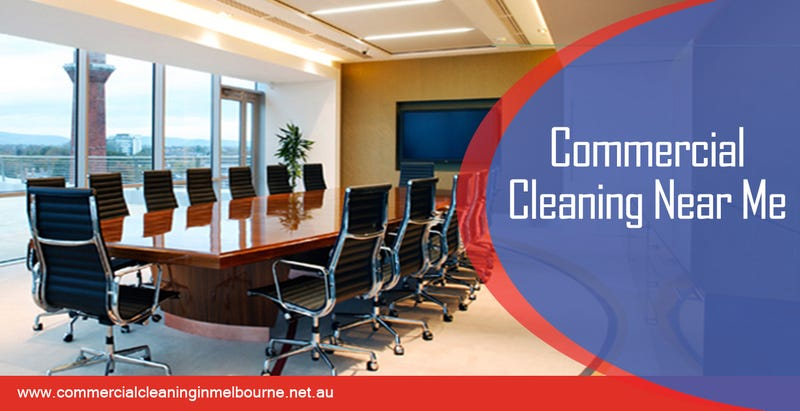 Illustration for article titled Commercial Cleaning Near Me