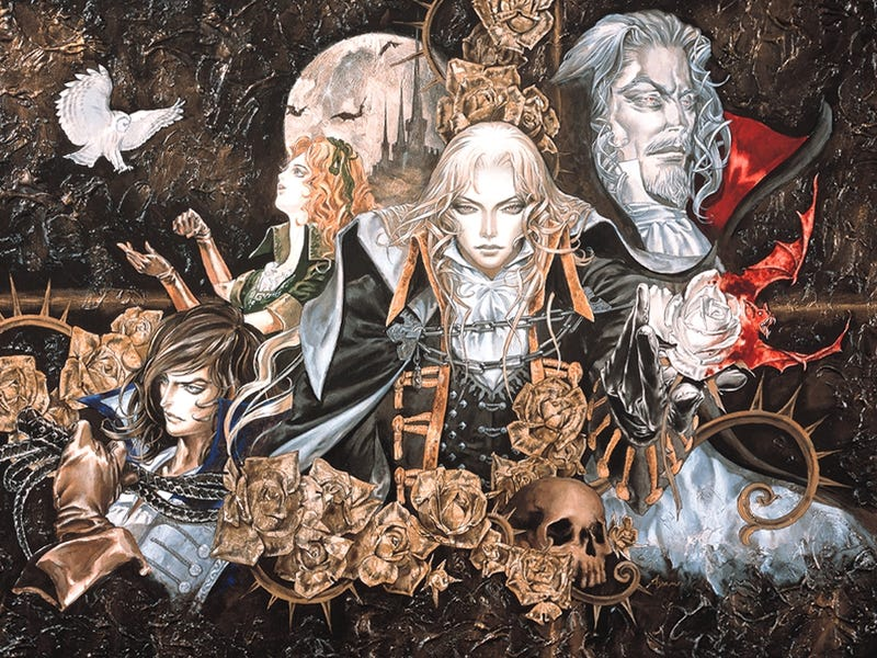 Illustration for article titled The Castlevania Game That Changed Everything