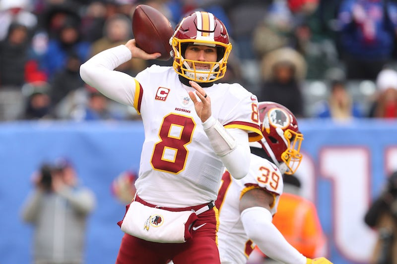 Illustration for article titled Is Kirk Cousins's Fully Guaranteed Contract A Sign Of Things To Come?