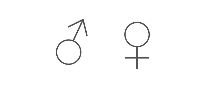 Where The Male And Female Symbols Came From
