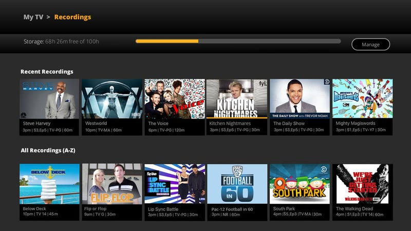 Image: Sling TV