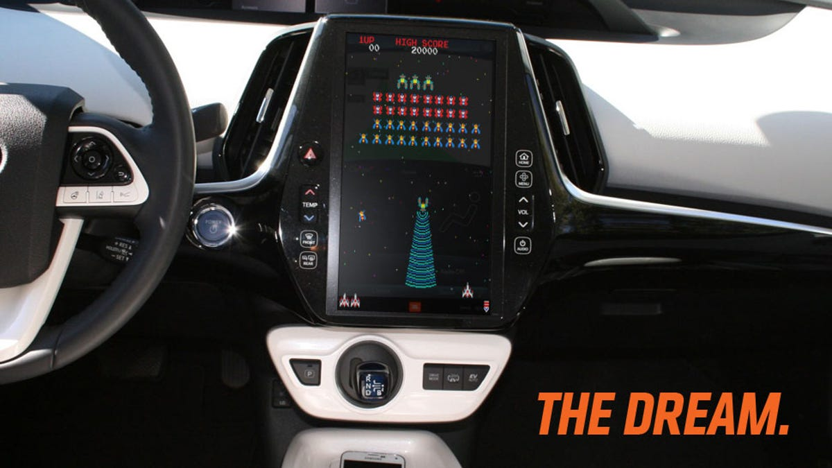 The 2017 Toyota Prius Prime Is A High-Tech Pretend Tesla That Gets