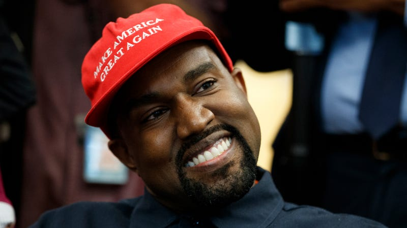 Illustration for article titled Kanye's 'Blexit' T-Shirts Are Lying to You