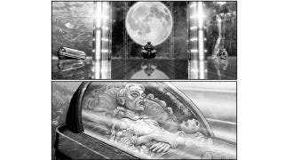 Illustration for article titled These unused American Akira storyboards are actually quite gorgeous
