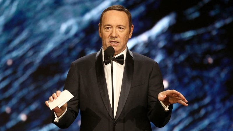 Illustration for article titled The Los Angeles District Attorney Is Reviewing a Sex Crimes Case Against Kevin Spacey