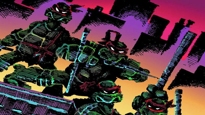 Illustration for article titled I Wonder If They'll Ever Get Teenage Mutant Ninja Turtles Right