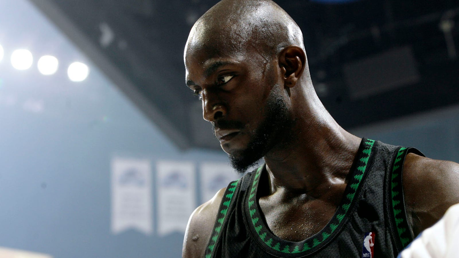Kevin Garnett Is Not Good Terms With The Minnesota Timberwolves