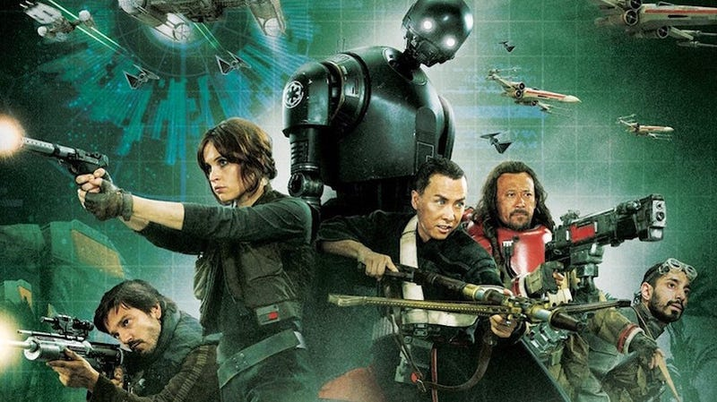 Everything You Need to Know From the Rogue One Prequel Novel Before You See the Movie