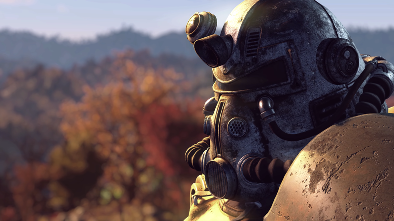 Illustration for article titled Fallout 76 Beta's Physics Are Tied To Its Framerate
