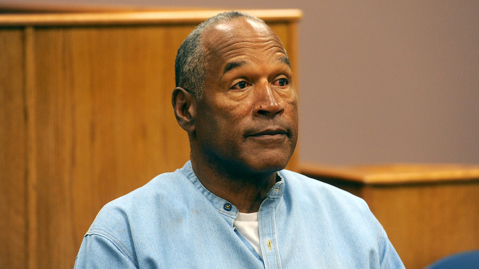 O.J. Simpson was offered a cameo in an all-time great Simpsons episode