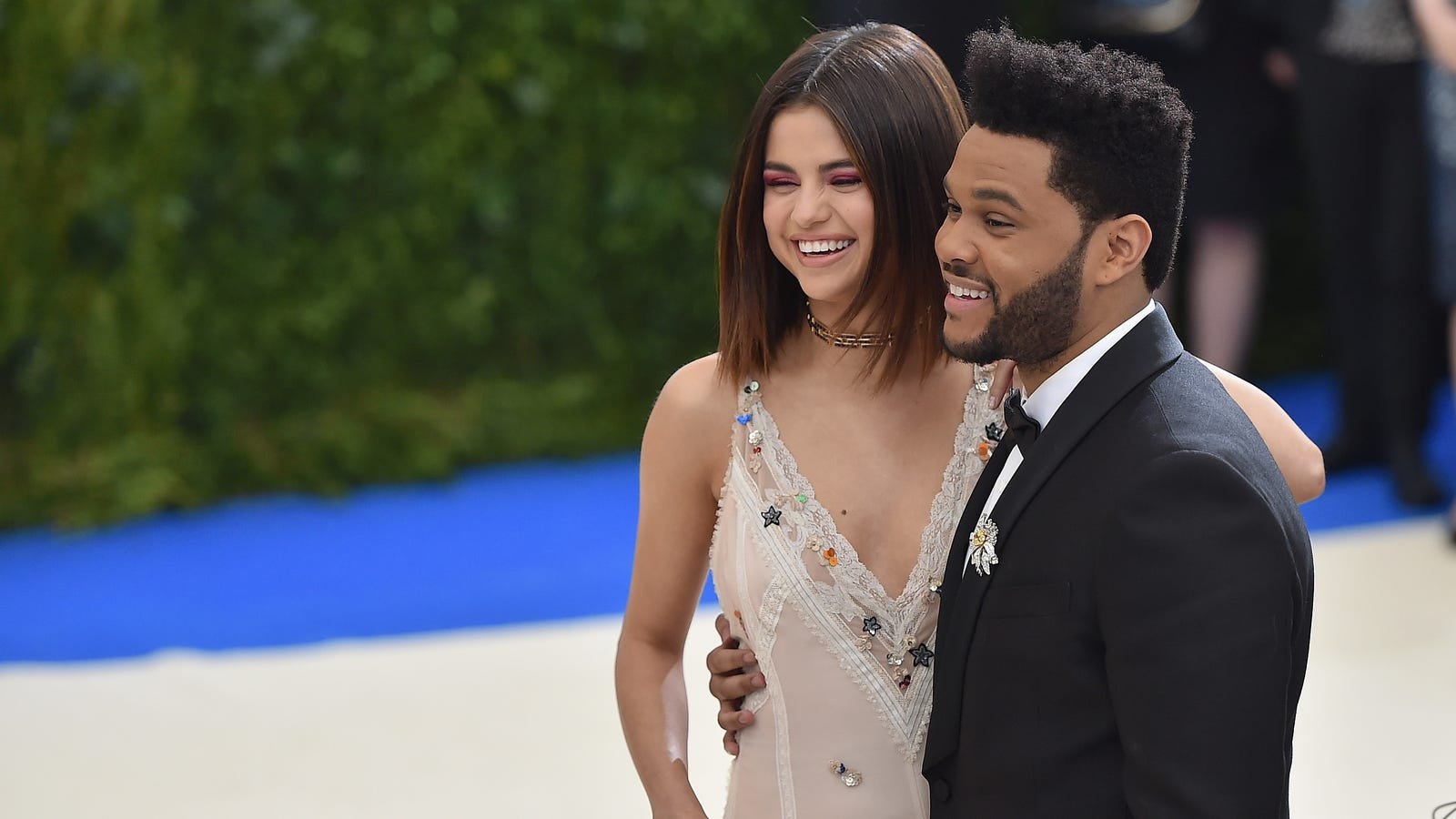 Selena Gomez And the Weeknd Have Split But NOT Over Justin Bieber