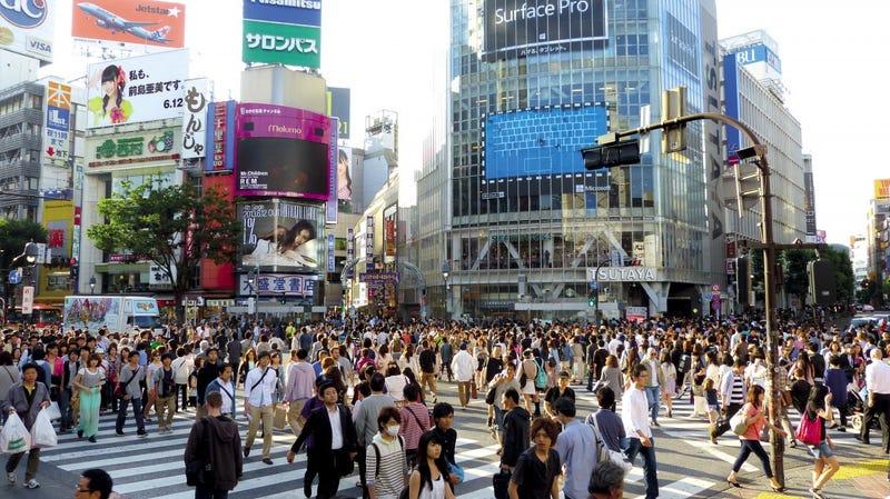 Illustration for article titled Por qué hay tan pocos contenedores de basura públicos en Japón