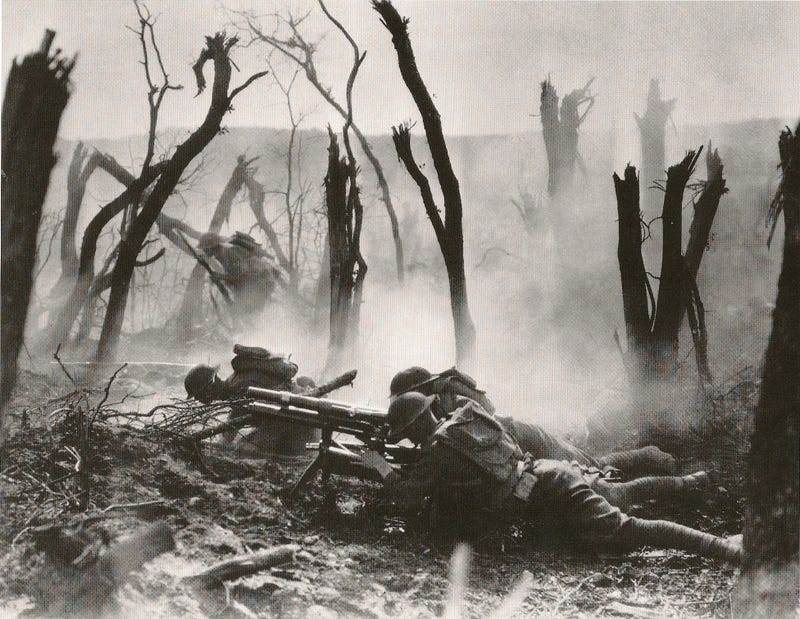 Help i need to write on essay describing a typical day at war in world war 1!!!!!?
