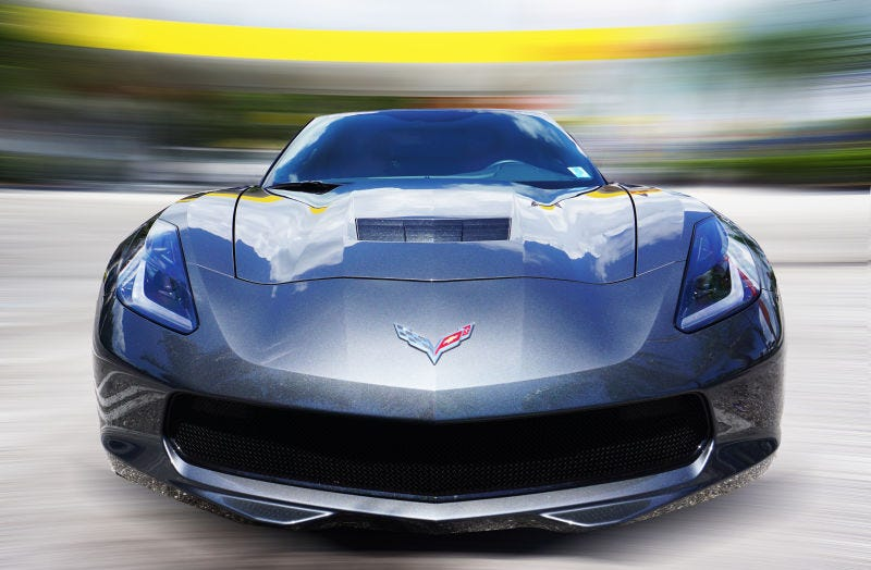 Illustration for article titled Your Ridiculously Awesome Corvette Stingray Z51 Wallpaper Is Here