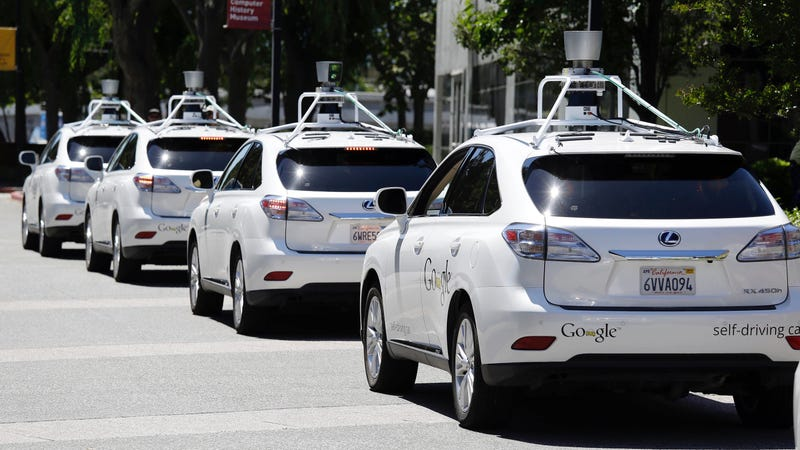 Illustration for article titled U.S. Lawmakers Have Laid Out How They Want To Craft Self-Driving Car Regulations