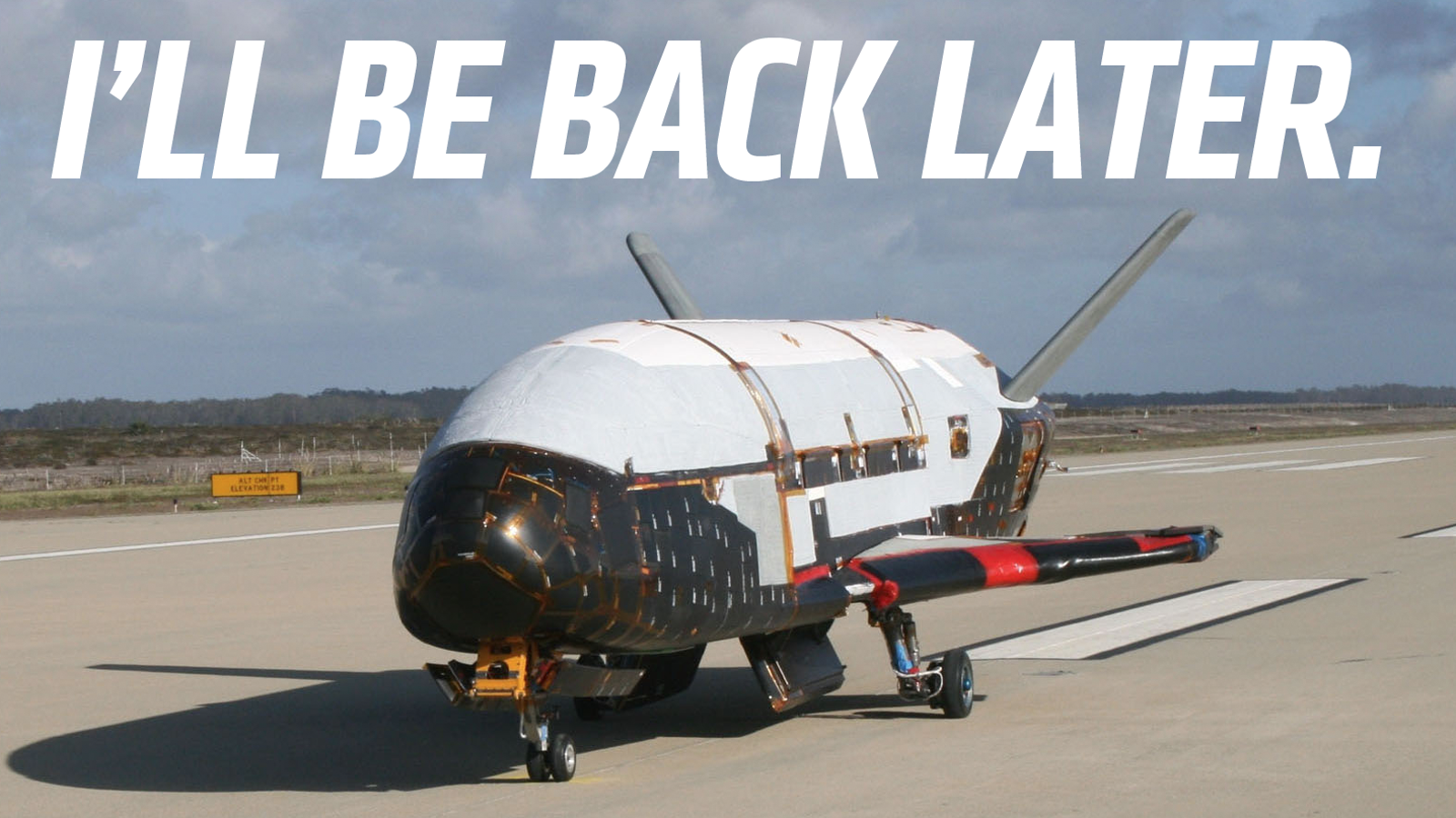 The Air Force's Secret Space Shuttle Has Been In Space 636 ...