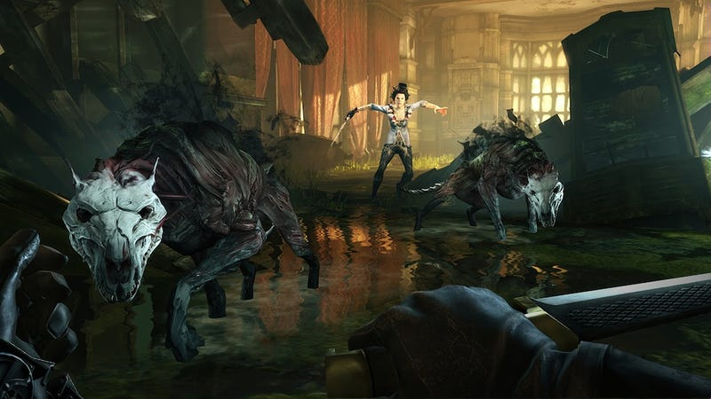 Illustration for article titled New Dishonored Package Comes With All The Trimmings