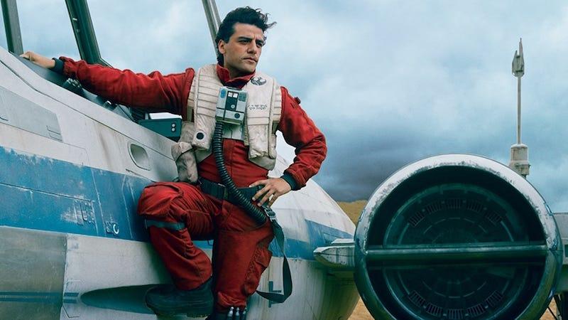 Image: Poe Dameron, Lucasfilm/Disney