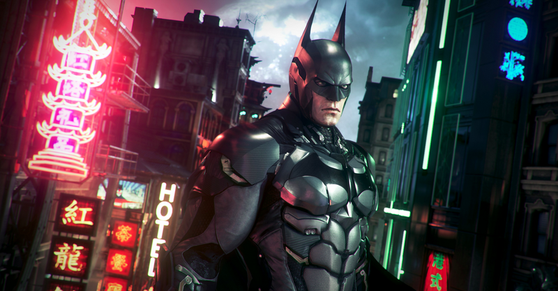 Illustration for article titled Batman: Arkham Knight Is Full of Superman Easter Eggs