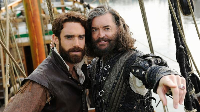 Illustration for article titled Galavant's premiere rubs the second season in our faces, then pulls out the surprises