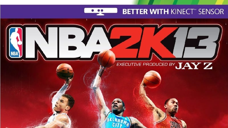 Illustration for article titled NBA 2K13 Adds Kinect Features, Says Retail  Listing