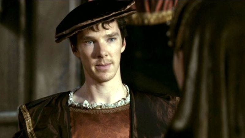 Illustration for article titled Benedict Cumberbatch to play Richard III for the BBC