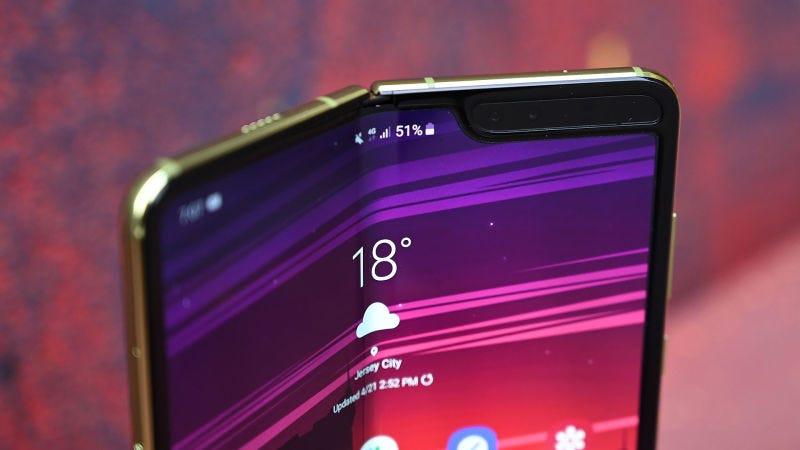 """Illustration for article titled Samsung Galaxy Fold se lanzará en Corea el 6 de septiembre, y en las """"próximas semanas"""" en EE.UU."""