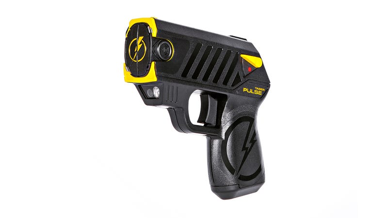 Illustration for article titled Taser Pulse Is a Compact Electroshock Weapon For Consumers