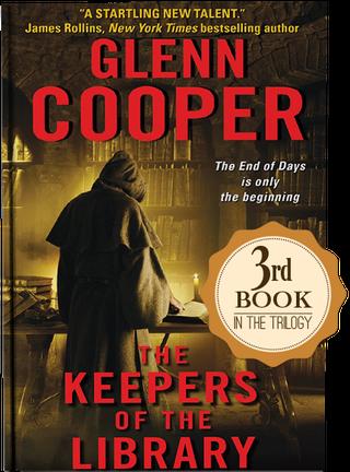 Illustration for article titled Glenn Cooper I Custodi Della Biblioteca Epub Download Nook